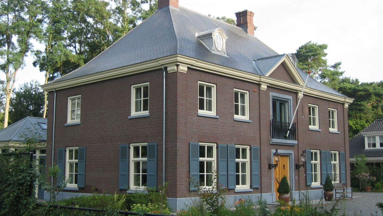 Herenhuis manoir son nieuwbouw architect