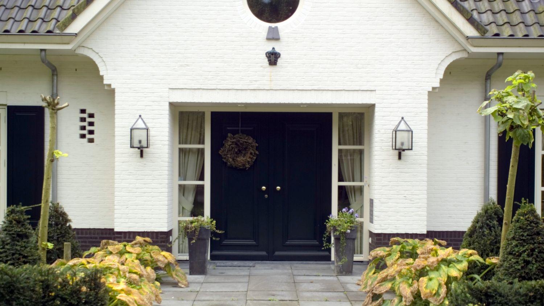 portiek voordeur