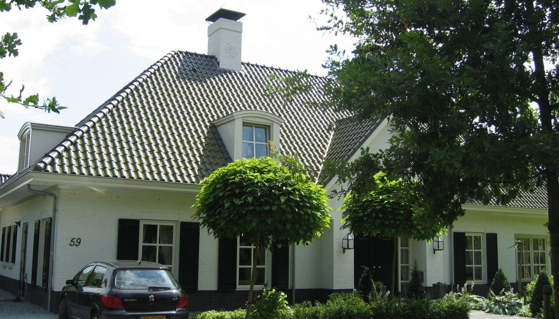 wit landhuis
