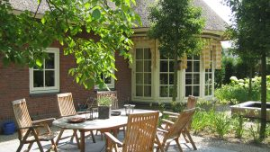tuinbeleving architect veghel riet