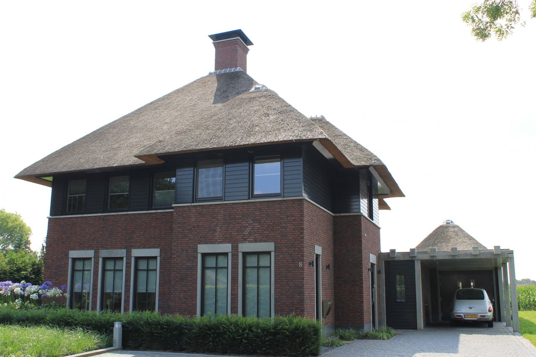 rietgedekte villa architect