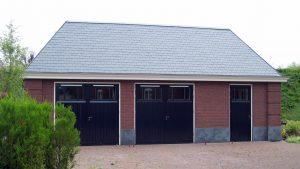 bijgebouw garage koetshuis