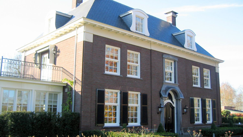 klassiek herenhuis landhuis architect