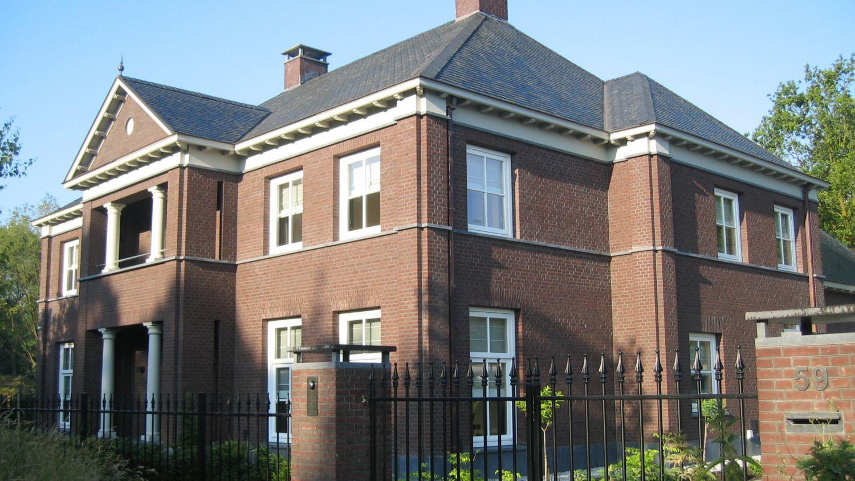 statig herenhuis landhuis architect uden son