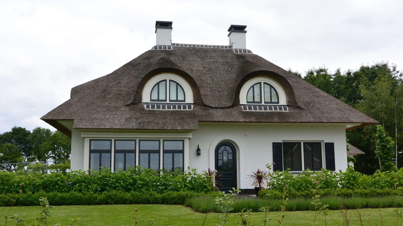 landhuis riet architect geffen