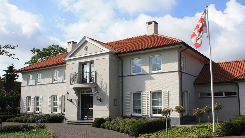 villa landhuis architect