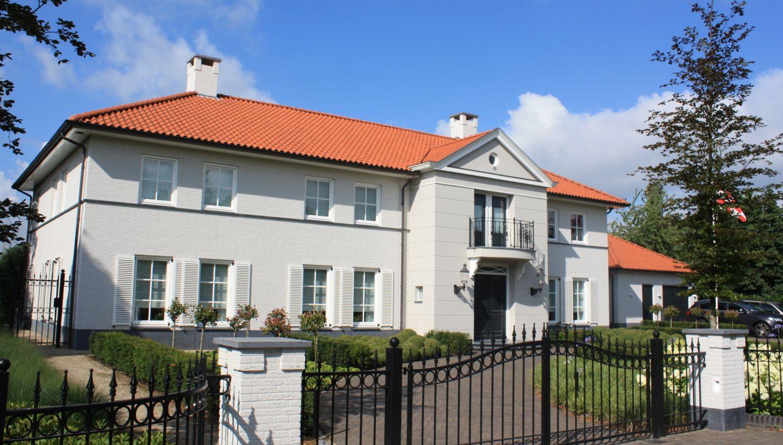 sfeervol landhuis